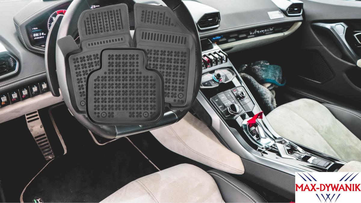 impregnacja dywaników samochodowych