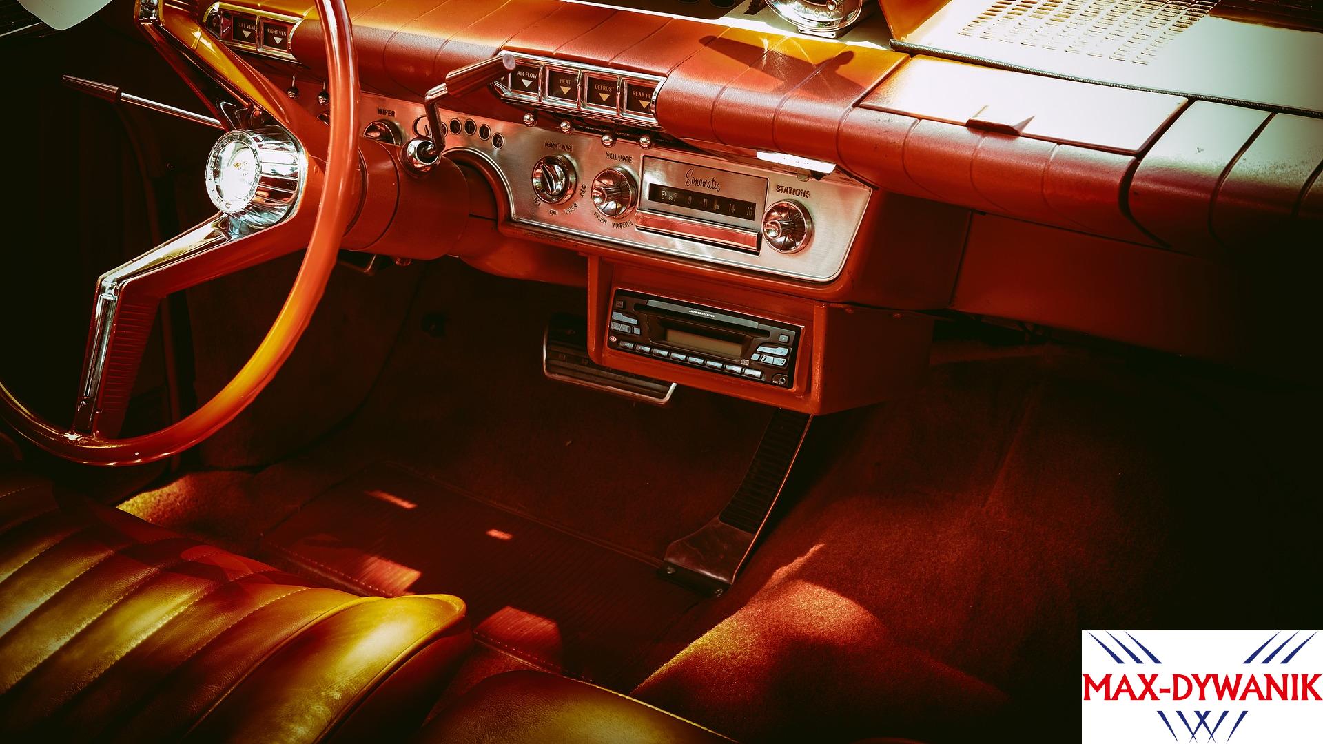 oryginalne dywaniki samochodowe