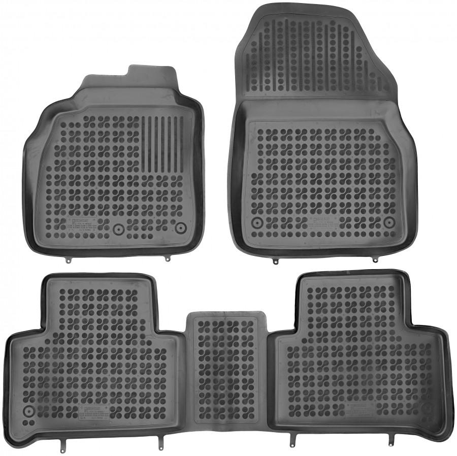 dywaniki samochodowe na zimę dywaniki samochodowe Renault Scenic II