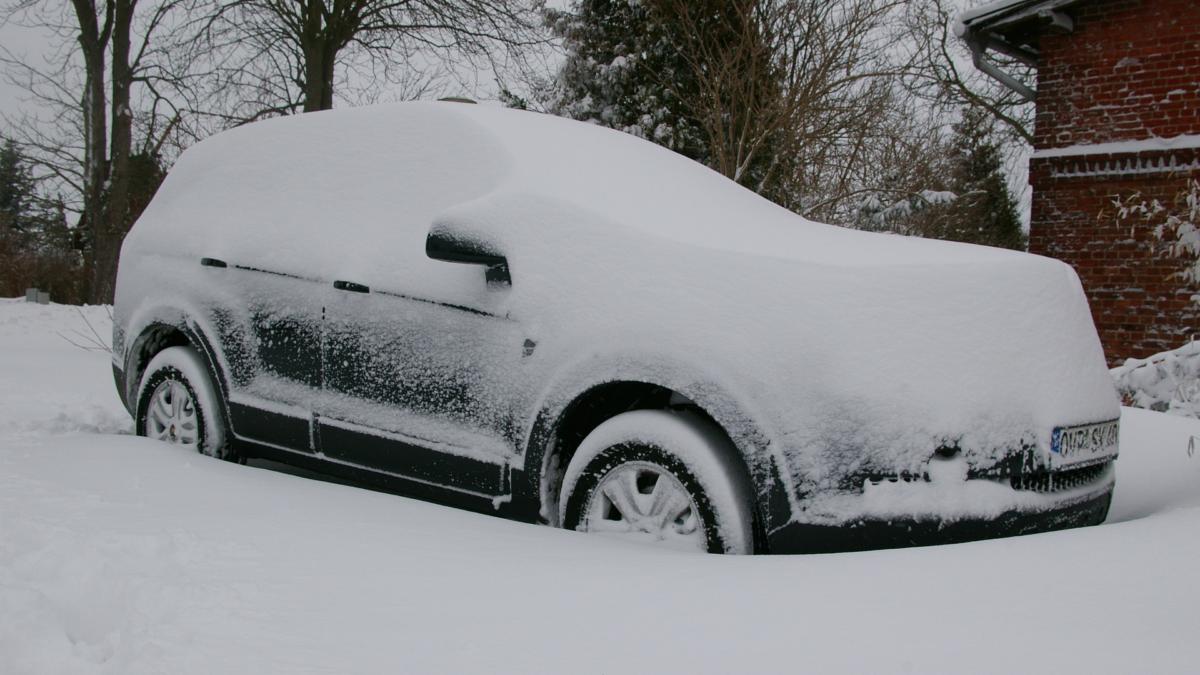 dywaniki samochodowe na zimę