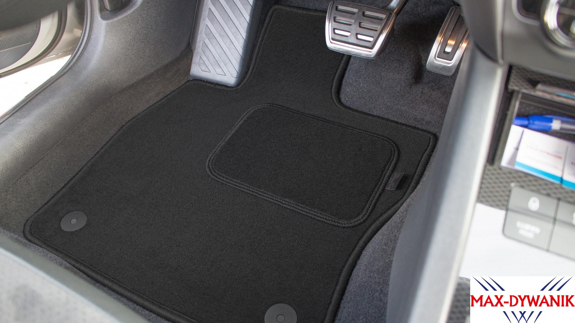 dywaniki welurowe Audi A4