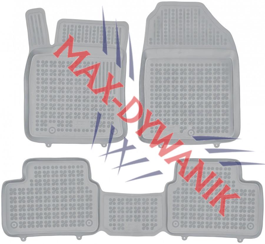 dywaniki gumowe Hyundai i30 dywaniki samochodowe dywaniki samochodowe gumowe