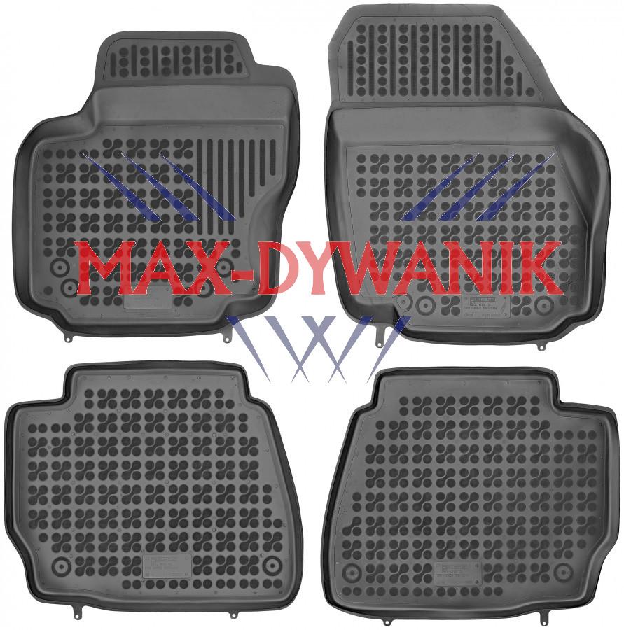 Dywaniki gumowe Ford Mondeo dywaniki samochodowe dywaniki gumowe