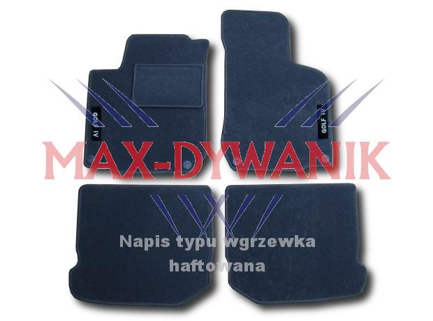 personalizowane dywaniki samochodowe