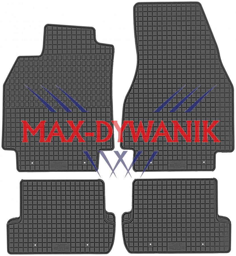 dywaniki gumowe do Renault Megane 2 dywaniki samochodowe dywaniki gumowe