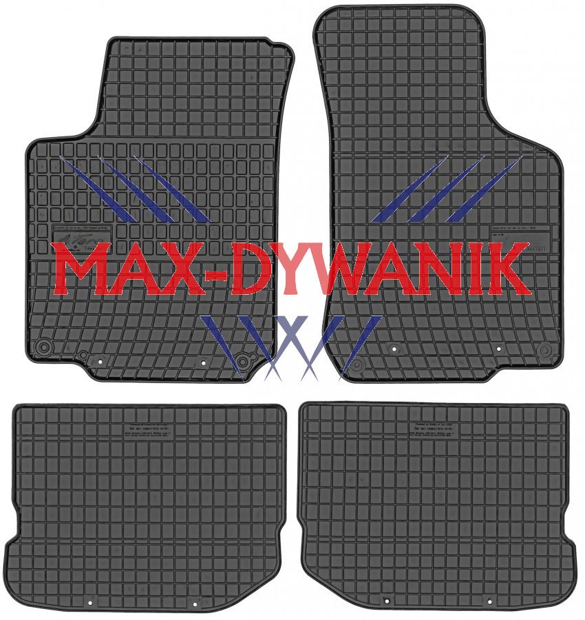 dywaniki gumowe do Skody Octavii 1 dywaniki samochodowe dywaniki gumowe