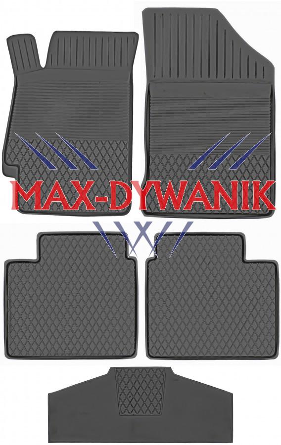 dywaniki gumowe do mazdy 6 dywaniki samochodowe dywaniki gumowe