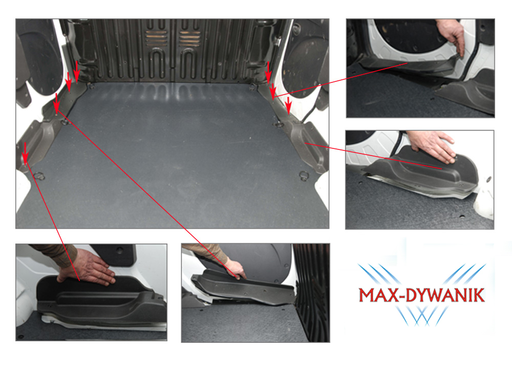jak wybrać matę do bagażnika dywaniki gumowe dywaniki welurowe